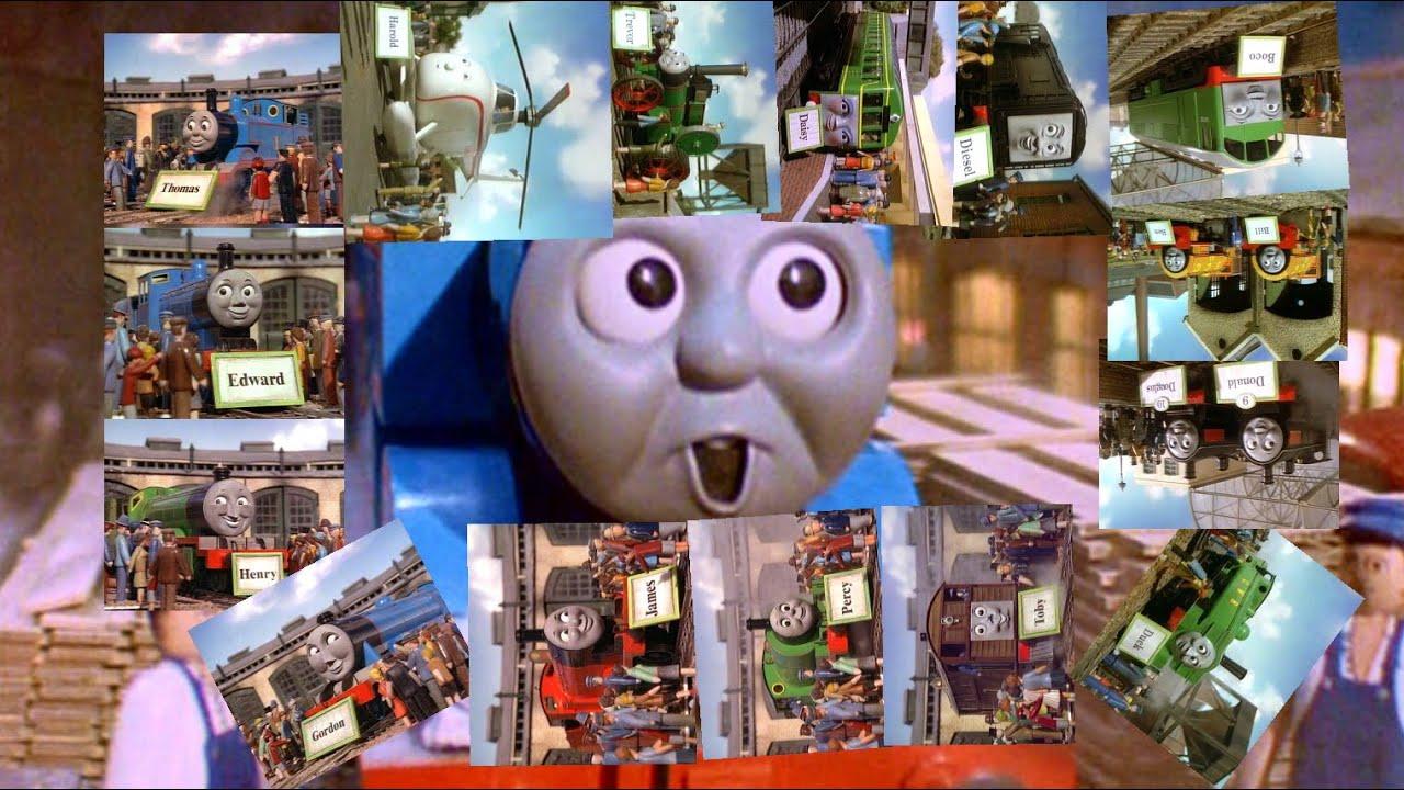 Thomas The Tank Engine Funny Trains NAMEBOARDS THOMAS CHOO