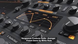 Vengeance Producer Suite - Avenger - Factory Preset Demo 2