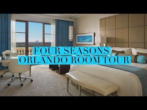 Four Seasons Orlando Resort Room Tour at Walt Disney World
