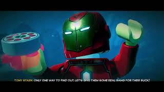 Lego Marvel Super Heroes 2 - Part 2