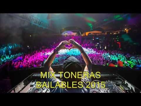 MIX BAILABLES 2015 ///  reggaetón ,...