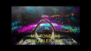 MIX BAILABLES 2015 ///  reggaetón , bachata , electro , cumbia y mas!!