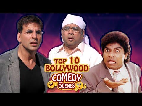 Top 10 Bollywood Comedy Scenes - Akshay Kumar - Paresh Rawal - Johnny Lever - Superhit Comedy Scenes