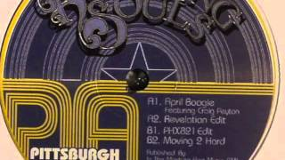 Pittsburgh Track Authority  -  Revelation Edit (Rotating Souls)