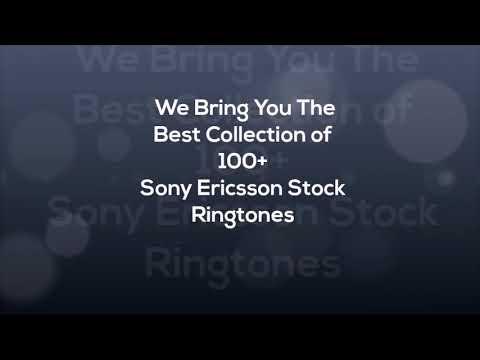 sony xperia j ringtones free download