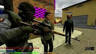 Ночной спецназ и противостояние со школьниками в Garry's Mod