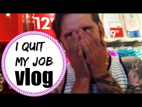 I QUIT MY JOB... and I'm pretty stress free VLOG!