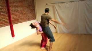 2008 West Coast Contact Improvisation Festival Video Lab