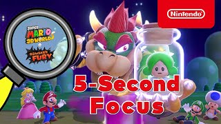 Test Your 5-Second Focus with Super Mario 3D World + Bowser's Fury