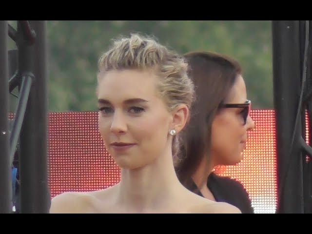 Vanessa KIRBY @ Paris 12 july 2018 World Premiere Mission Impossible 6 Fallout / juillet