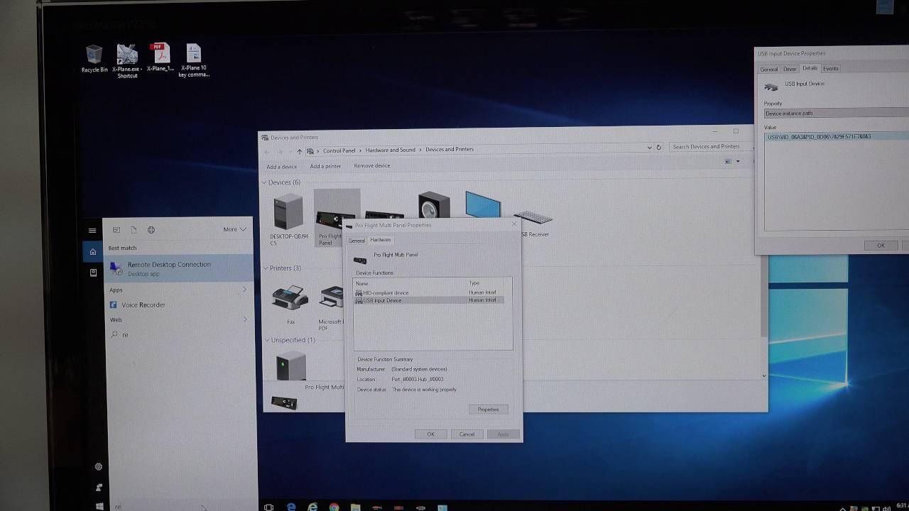 Saitek Multi Panel Blank Screen Fix for Windows 10 and 8 1
