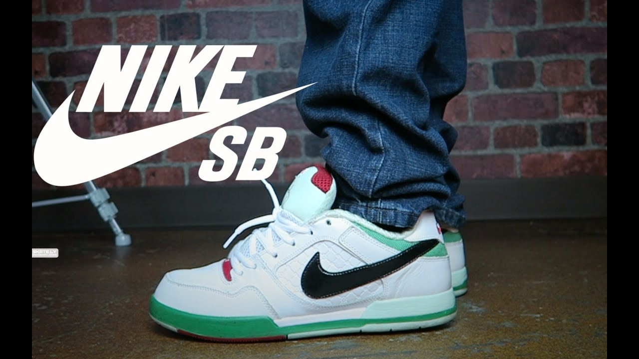 new release exclusive deals shop best sellers Nike SB P-Rod 2 (Cinco de Mayo) Quick Review + on feet
