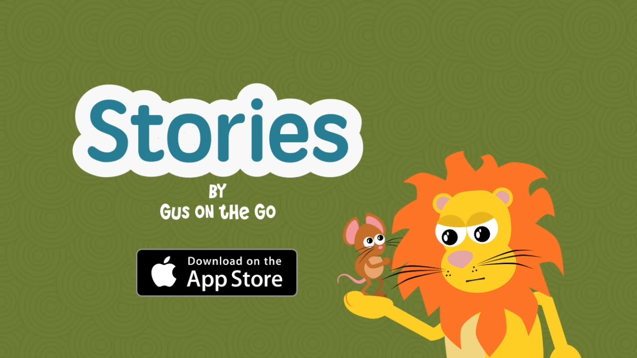 Stories by Gus on the Go | Gus on the Go language learning apps for kids