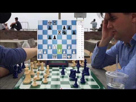 """What the Fuuuuuuuck....That'll Be On Your Video"" at Santa Monica Chess Park!"