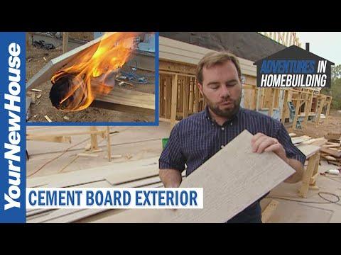 Cement Board Exterior 5416