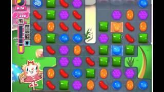 Candy Crush Saga Level 80 - 2 Stars No Boosters