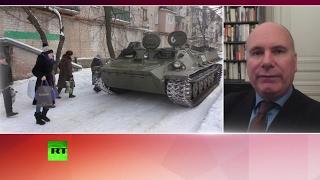 Эксперт о ситуации в Донбассе  Украина заинтересована в эскалации конфликта