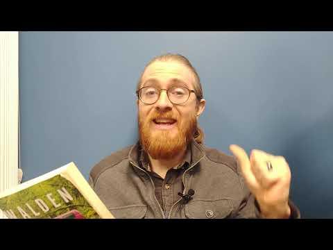 MY FAVORITE BOOK: Walden on Wheels (Book Club #1)