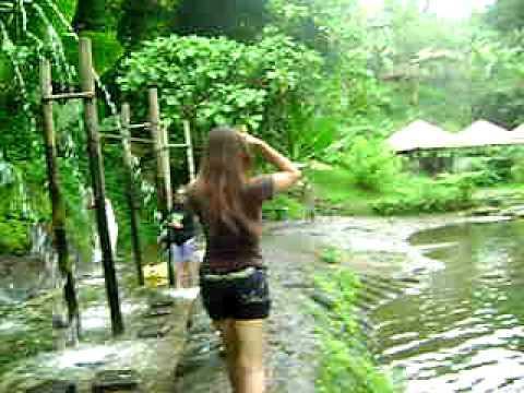 amadeo water falls cavite