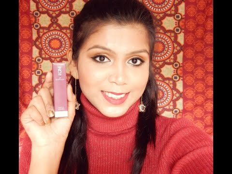 review-:-oriflame-the-one-lip-sensation-matte-mousse-lipstick