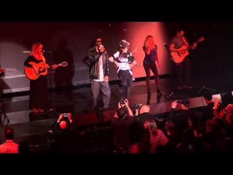 Snoop Lion: YouTube Brandcast Performance - Ashtrays and Heartbreaks