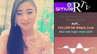 Download Mp3 Antara Senyum Dan Perang - Karaoke Version  Duet With Tasya Karmila
