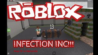 CORL GAVE US A SHOUT OUT!!! ROBLOX SERIES INFECTION INC