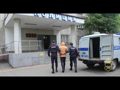 Уссурийск. Задержан подозреваемый в серии краж из детских садов
