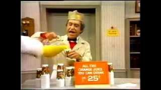 "Soupy Sales - ""Orange Juice"""