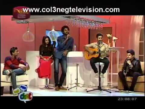 Mash - up by Sajitha Anthony, Nadeemal perera & sanuka wickramasinghe peo rhythm chat 12-03-16
