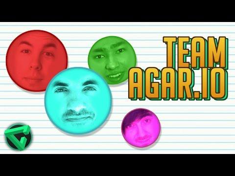¡el-team-mÁs-loco!,-agario-con-willyrex,-fernanfloo-y-bersgamer-|-itowngameplay-(agar.io)