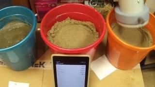 видео Влагомер сыпучих материалов - опилок, песка
