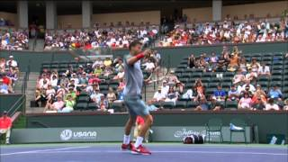 Indian Wells 2014 Top 5 Hot Shots