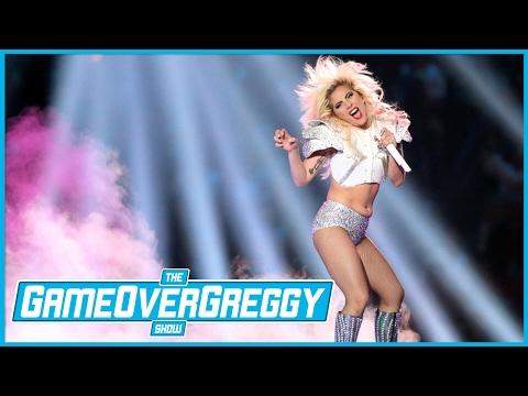 Superbowl Halftime Shows - The GameOverGreggy Show Ep. 167 (Pt. 4)