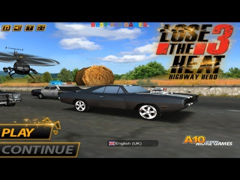 Lose The Heat 3 - Best Kid Games - 3D Car Racing Game - YouTube