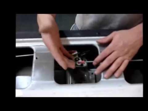 Tundra Oem Radio Wire Diagram Dodge Ram Tailgate Handle Back Up Camera Youtube