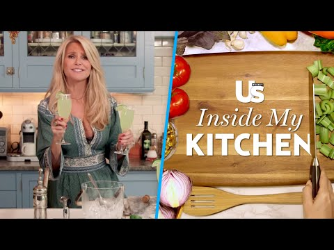 Christie Brinkley's Classic Margarita With a Twist | Inside My Kitchen