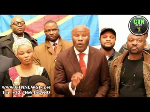 BABIN MASOMBO APPEL À TOUS LES COMBATTANTS RESISTANTS ALERTE GENERAL MOBILISATION INTERNATIONAL