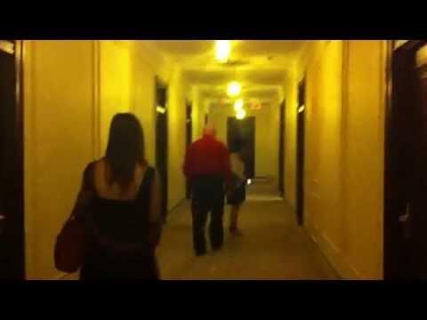 Ghost Hunt Video #2 Fort Garry Hotel - Room 202