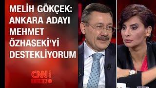 Melih Gökçek: Ankara adayı Mehmet Özhaseki'yi destekliyorum