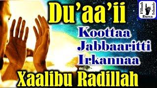 Koottaa Jabbaaritti Irkannaa - Xaalibu Radillah - Du'aa'ii Afaan Oromo