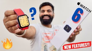 Apple Watch Series 6 Unboxing & First Look - It Gets Better⌚️