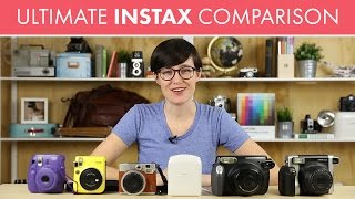 Fuji Instax Comparison by Photography Concentrate thumbnail