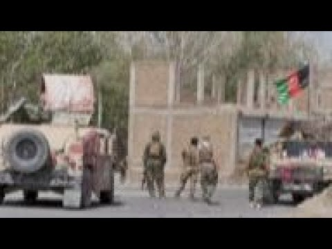 Fierce fighting in Afghanistan as UN office is attacked