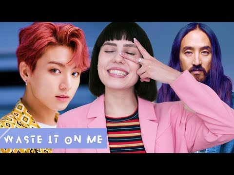 BTS, Steve Aoki - Waste It On Me (Russian Cover || На русском)