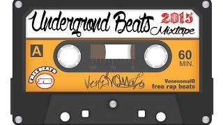 Underground RAP BEATS Mixtape 2015 1 Hour of the best Instrumental