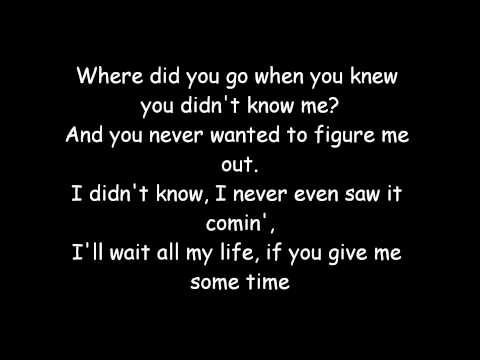A Rocket To The Moon- Where did you go ( Lyrics) mp3