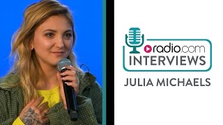 """Julia Michaels on Writing """"Heavy"""" with Linkin Park"""