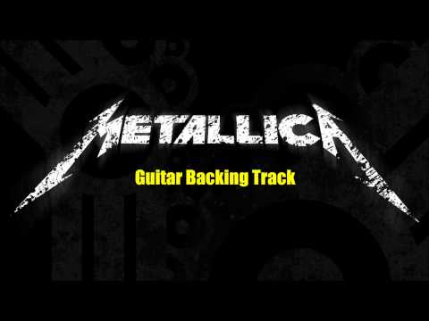 Metallica - Nothing Else Matters [Guitar Backing Track]