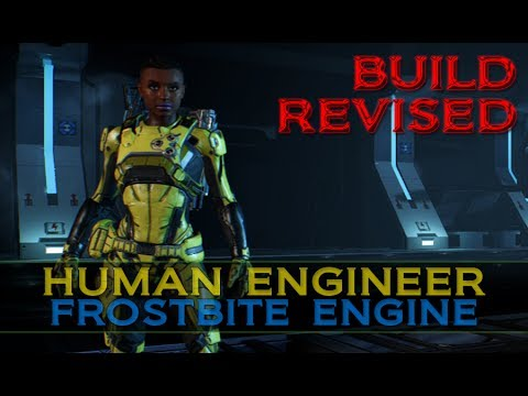 Mass Effect Andromeda: Cryo Beam is the new Meta [Human Engineer Build update]